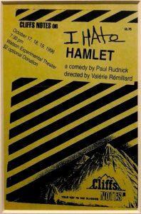 valerie remillard i hate hamlet cliffs notes