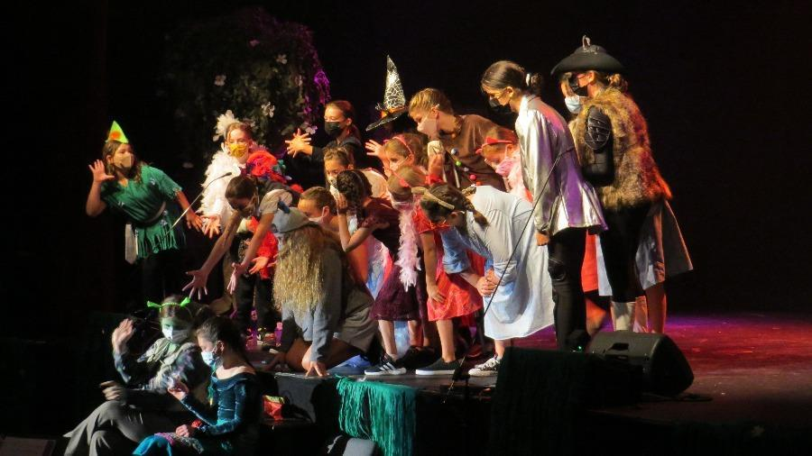 Roald Dahls The Witches Experiments in Theater